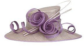 Lavender Occasion Hat