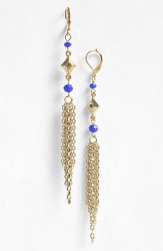 Nordstrom Tassel Earrings