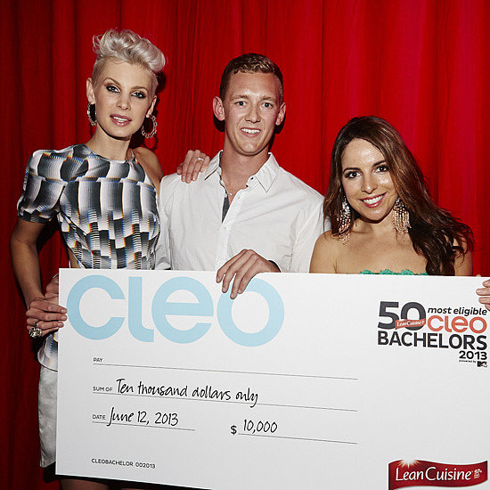 Cleo Bachelor of the Year 2013 Party Pictures and Winner