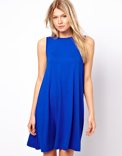 ASOS Sleeveless Swing Dress.
