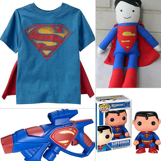 It's a Bird, It's a Plane . . . It's Everything Superman!