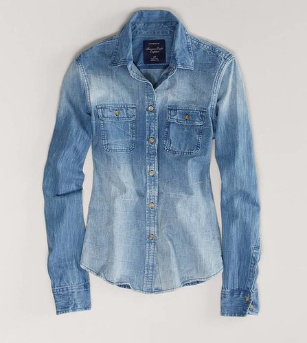 AE Denim Workwear Shirt
