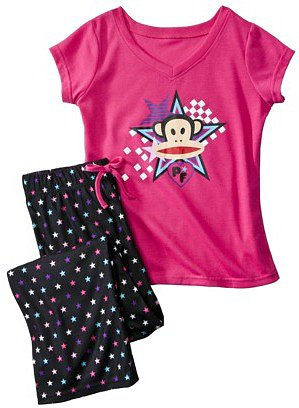 Paul Frank for Target® Girls 2-Piece Short-Sleeve Pajama Set