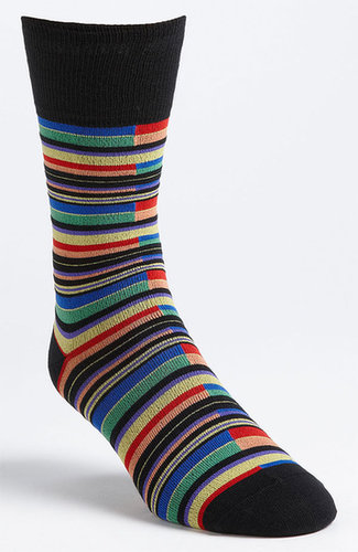 ugly vix by V.K. Nagrani Stripe Socks