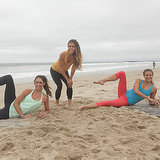 Beach Workout to Tone Your Entire Body