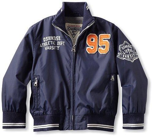 Osh Kosh Boys 2-7 Varsity Jacket