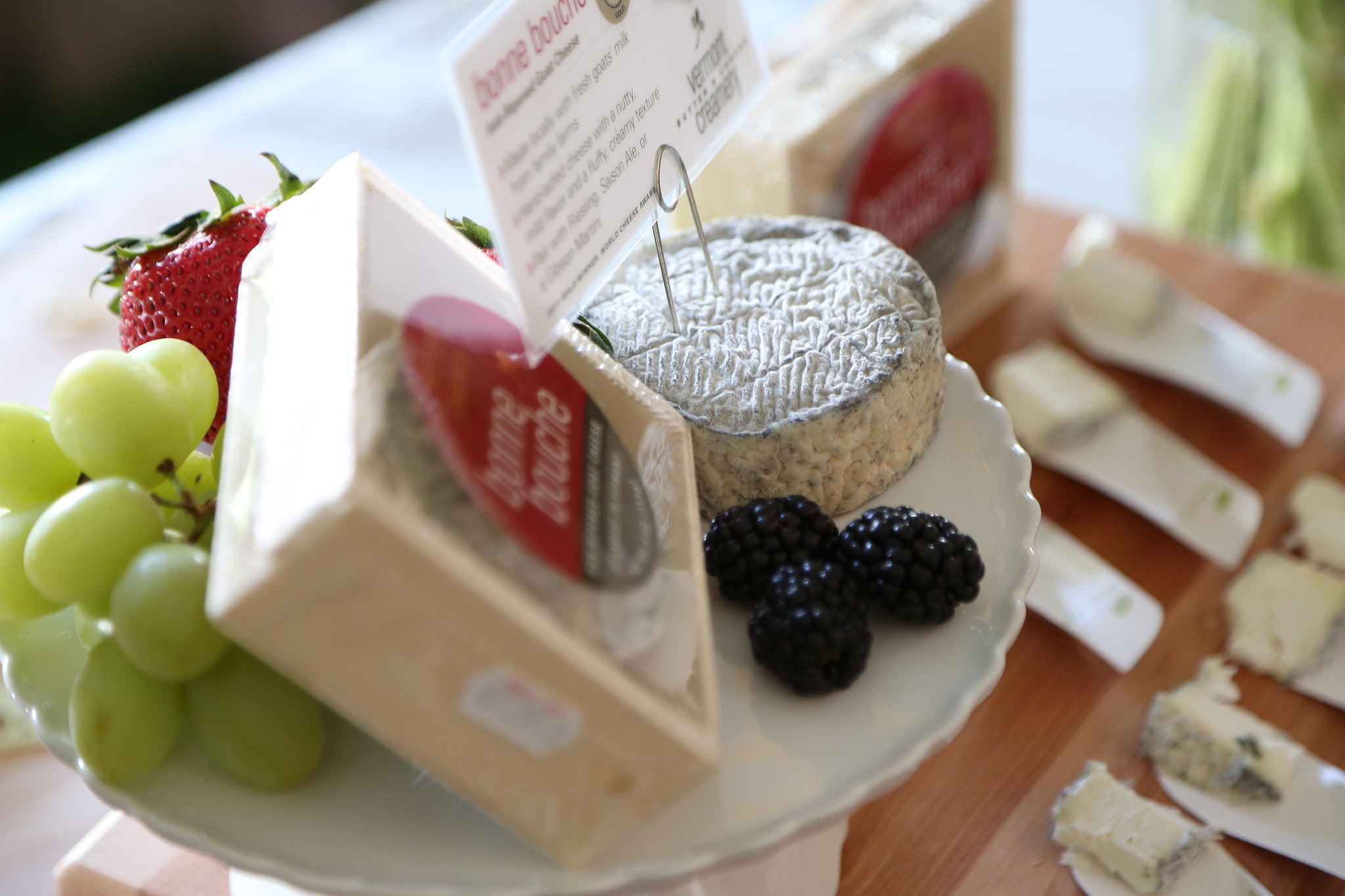 Vermont Creamery Bonne Bouche