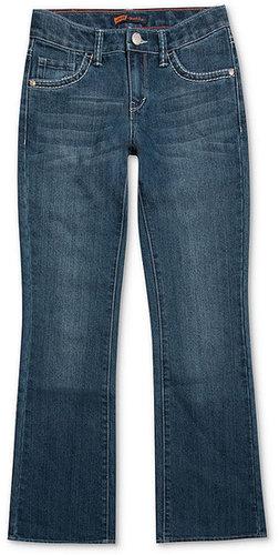 Levi's Kids Pants, Girls Thick-Stitch Boot Cut Denim Jeans