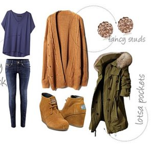 A Mom-Perfect Outfit For Style and Comfort