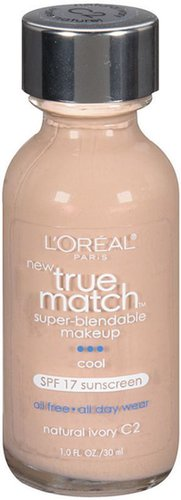 L'Oreal True Match Super Blendable Makeup