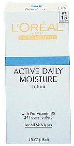 L'Oreal Active Daily Moisture Lotion
