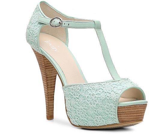 Levity Eva Platform Sandal