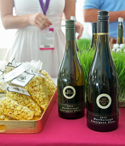 Wine-Spiked Popcorn