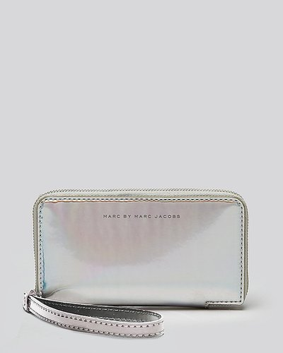 MARC BY MARC JACOBS Wristlet - Techno Hologram Wingman