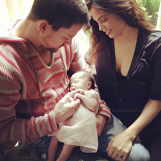 Channing Tatum and Everly