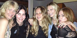 Courteney Cox Dances Through Her Birthday With Busy, Isla and More