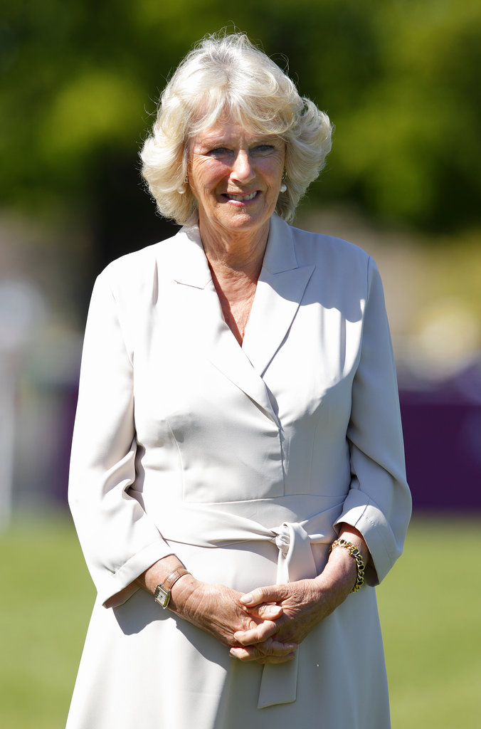 Grandmother: Camilla, Duchess of Cornwall