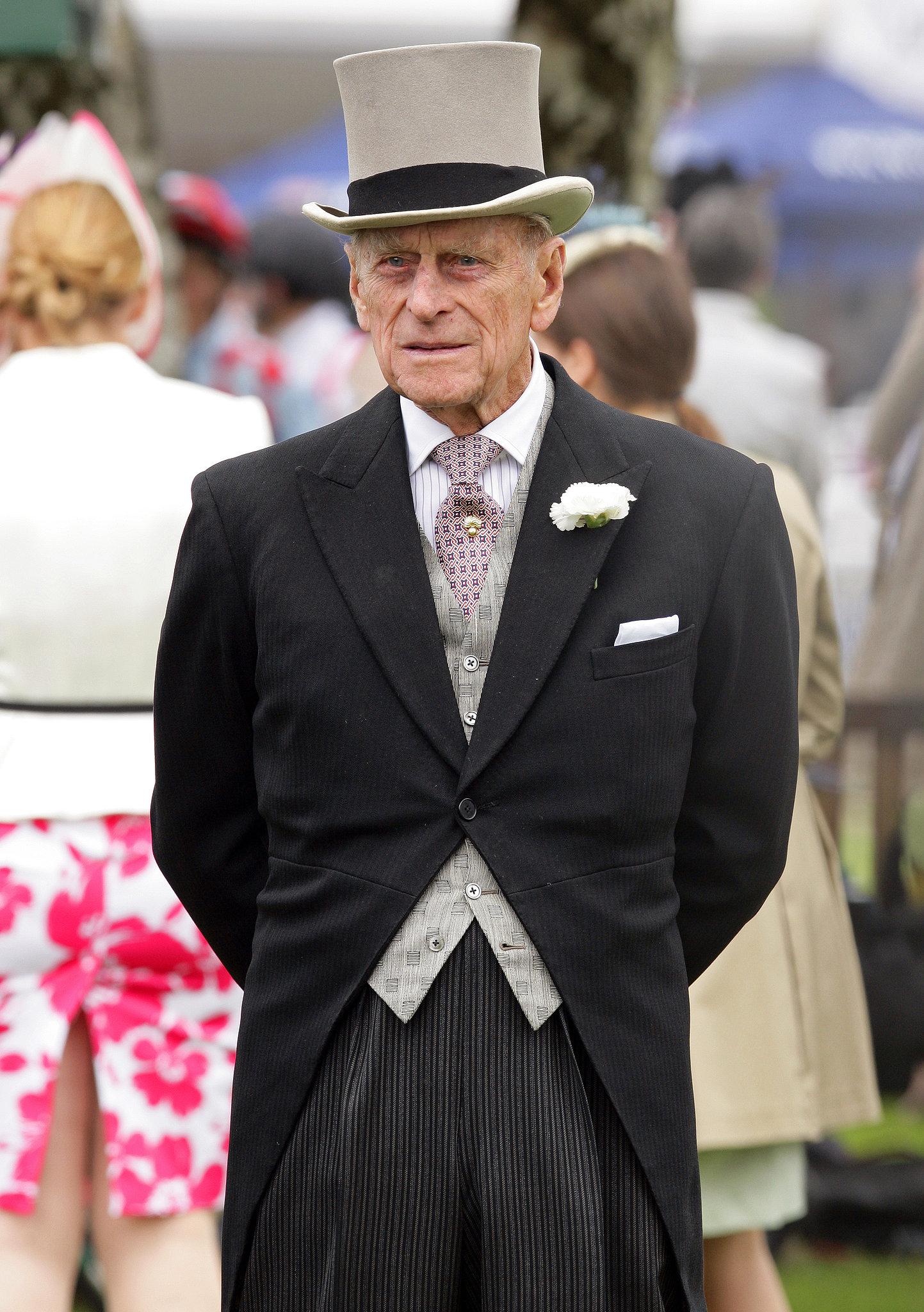 Great-Grandfather: Prince Philip, Duke of Edinburgh
