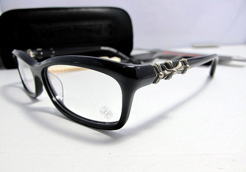 Chrome Hearts Eyewear Bearded Baby BK Classic on Sale