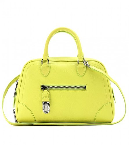 Marc Jacobs SMALL VENETIA LEATHER HANDBAG