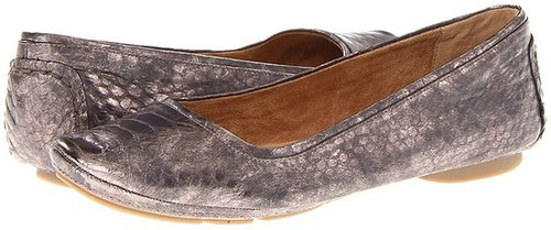 Naturalizer - Embers (Pewter Metallic Snake) - Footwear