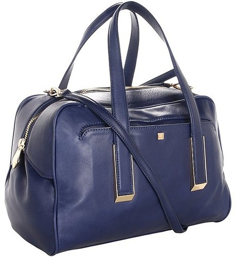 Pour La Victoire - Tate Satchel (Navy) - Bags and Luggage