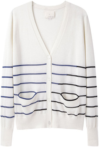 Boy by Band of Outsiders / Mixed Stripe Cardigan