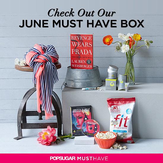 June POPSUGAR Must Have Box — Revealed!