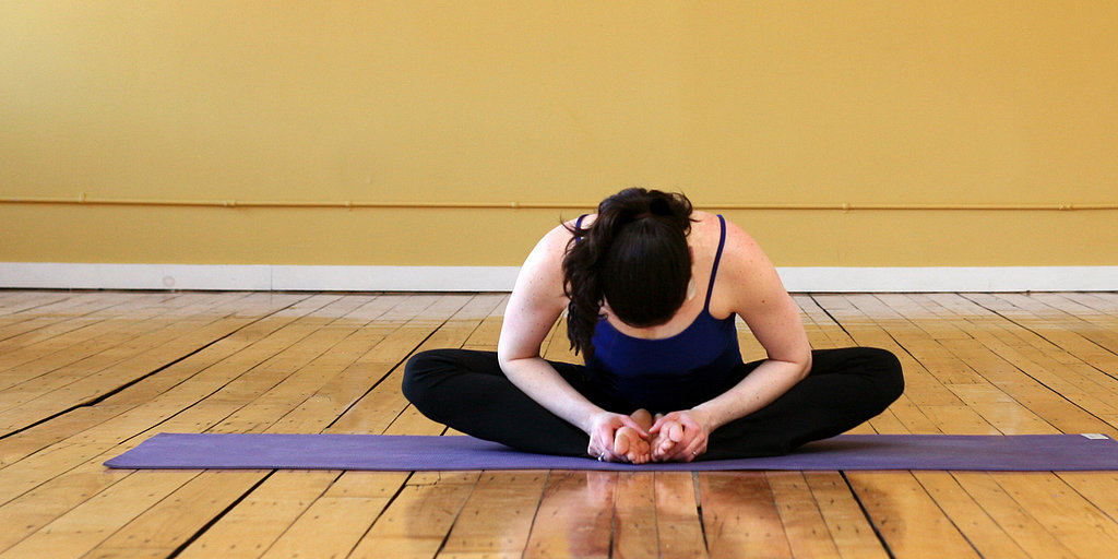 Butterfly Position In Pregnancy Yoga Sequence to Relieve Lower