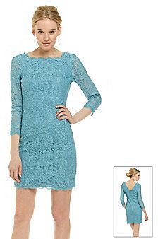 Adrianna Papell® Lace Sheath Dress