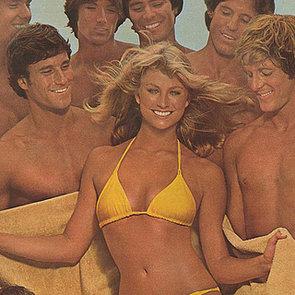 Vintage Beauty Ads For Summer