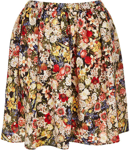 Meadow Floral Skirt