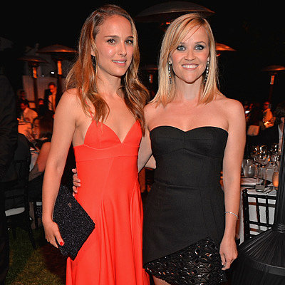 Pictures: Reese Witherspoon, Tennessee Toth; Natalie Portman