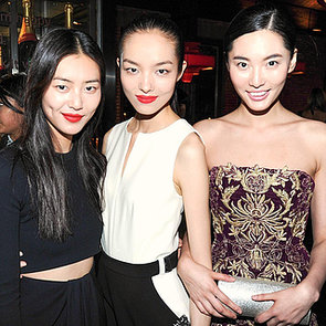 Models and Celebrities at Fashion Parties | June 17, 2013