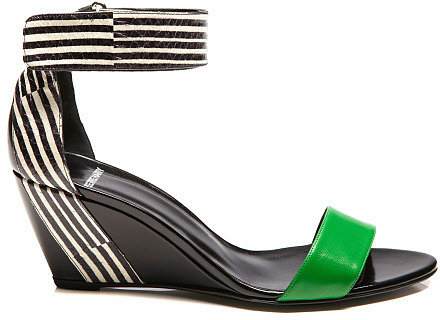 Preorder Pierre Hardy Snake Stripe Wedge