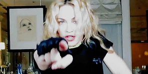 Video: Madonna's Poppin' and Justin Bieber's Shirtless in Our Favorite Instagram Videos . . . So Far!