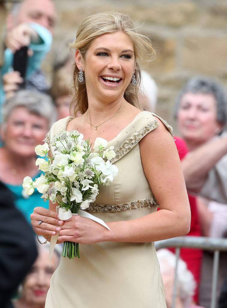 Chelsy Davy was in the wedding party.