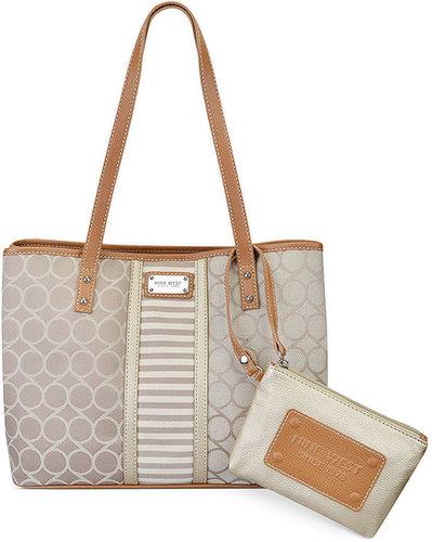 Nine West Handbag, On Cloud 9 Medium Denim Shopper
