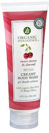 Organic Indulgence Creamy Body WashSweet Cherry & Almond