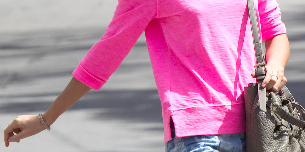 5 Non-Girly Ways to Wear Pink