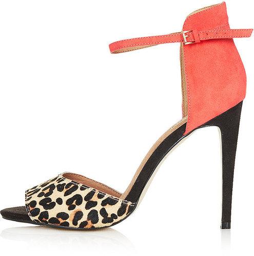 Zweiteilige REBEL Sandaletten