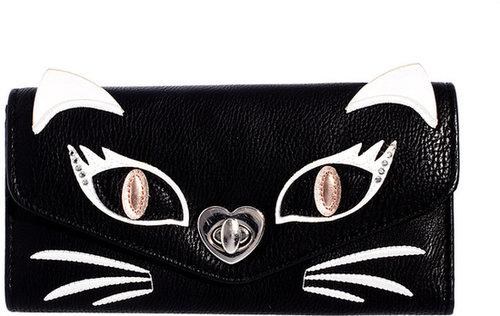 New Look – Top Cat – Geldbörse mit Umschlag
