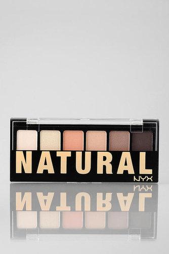NYX Natural Eye Shadow Palette