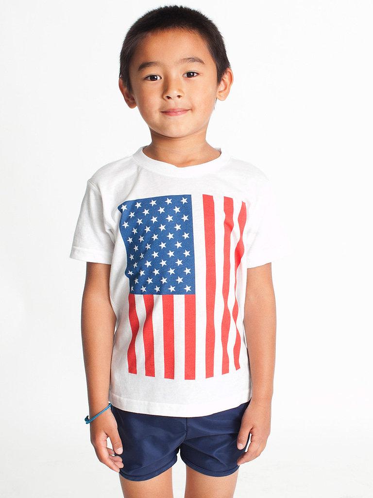 Wear This: American Apparel Tee