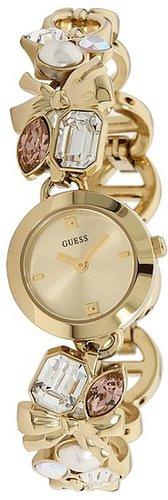 GUESS - U12627L1 (White/Gold) - Jewelry