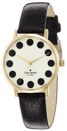 Kate Spade New York Black Dot Metro