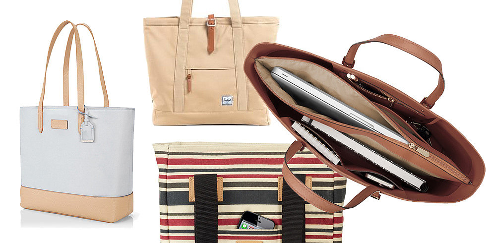 Spacious Laptop Totes Fit For Work and Play