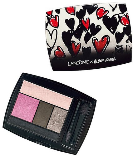 Lancome 'Show by Alber Elbaz - Color Design' Shadow & Liner Palette (Rose Coquette)