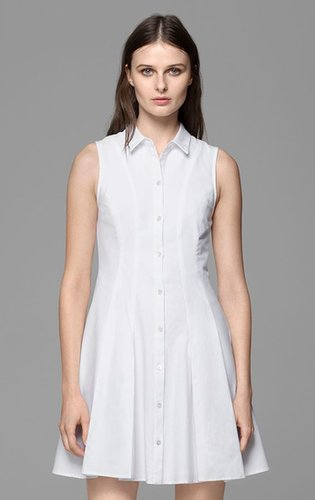 Geniada Stretch Cotton Dress