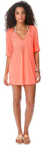 Shoshanna Jersey Cover Up Dress
